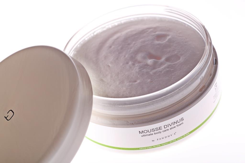 MOUSSE DIVINUS - ultimate body care aloe foam