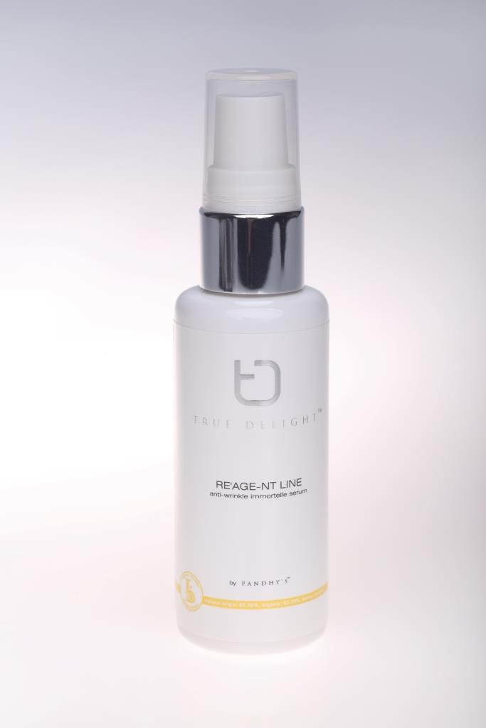 anti-wrinkle immortelle serum