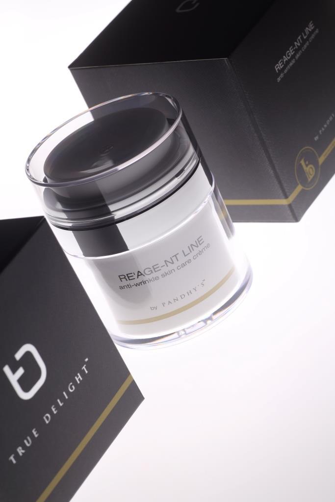 anti-wrinkle skin care crème