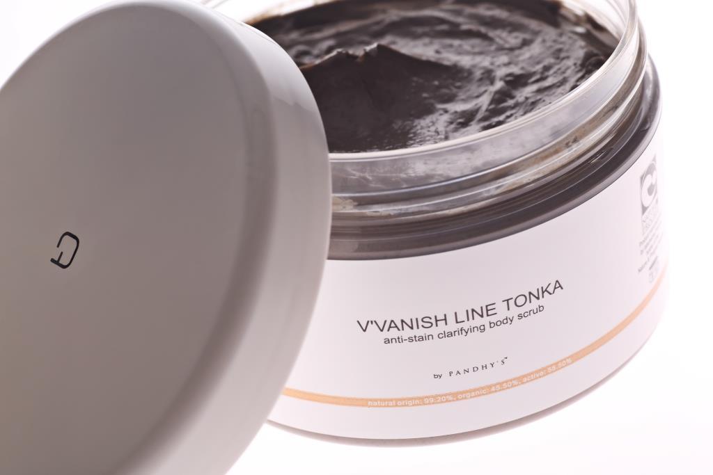 tonka intense unifying body scrub